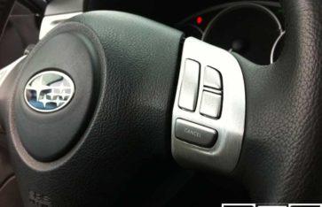 Оклейка салона Subaru Impreza WRX STI