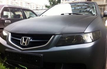 Защитное матирование кузова Honda Accord
