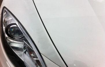 Защита кузова Mazda 6. Защитная пленка на авто.