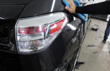 Качество RE-Styling. Оклейка LEXUS RX 350 в Томске.