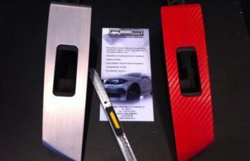 Винил на авто Nissan Murano. Carbon 3D