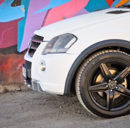 Mercedes ML by Re-styling