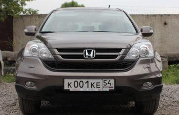 Защита кузова Honda CR-V