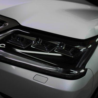 Защита кузова автомобиля пленкой