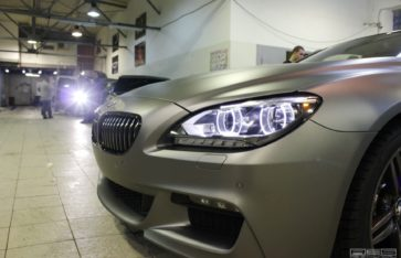 BMW 650 «Графитовый матовый металлик'