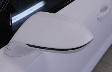 Audi A7 S-line — «White matt»