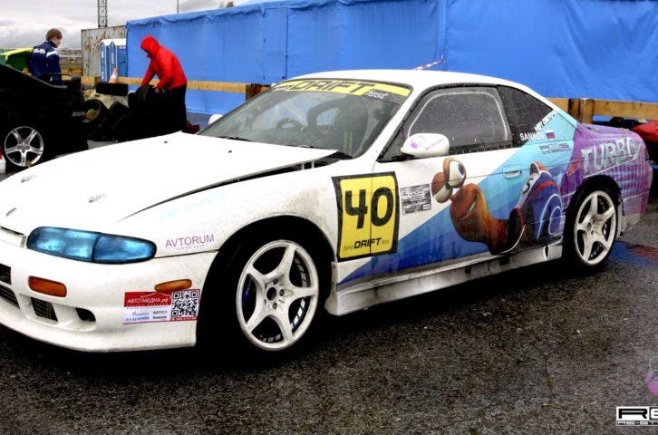 Nissan Silvia — «Drift Project»