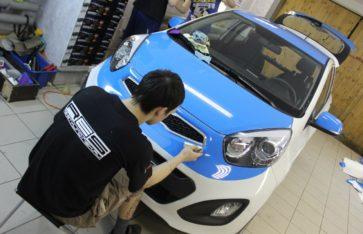 Стартует выгодное предложение по брендированию автомобилей!