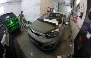 Kia Picanto «Arlon Combat Green»