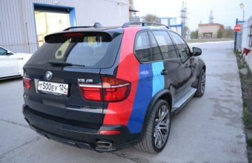 BMW X5 M-style
