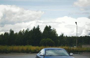 Audi S5 «Черный тефлон»