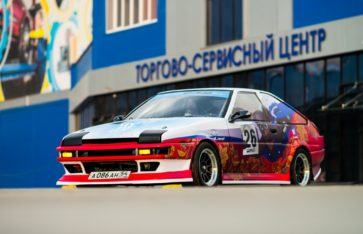 Toyota AE 86 «Хачироку»