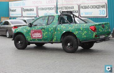 Брендирование для компании «Сибирские закрома»