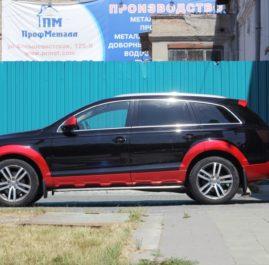 Audi Q7 ABT Style.