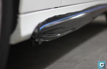Защита и керамическое покрытие Mercedes-Benz C (W205)