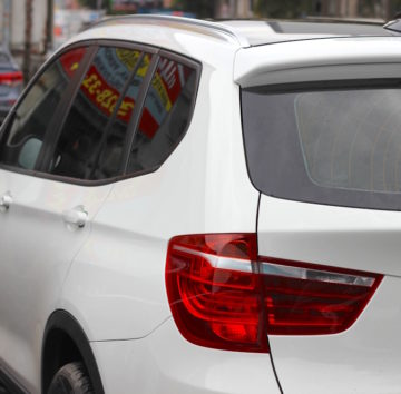 Оклейка крыши BMW X3 (F25)
