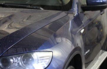 Полировка и покрытие POLISH Angel BMW X6 (E71)