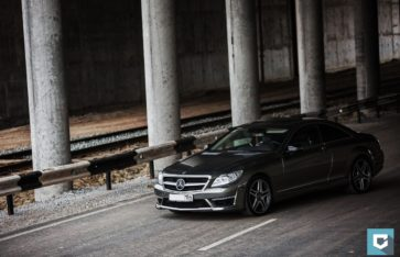 Mercedes-Benz Cl 6.3 AMG «Black Chrome»