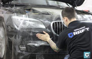 Бронирование BMW 7 серии (f01)