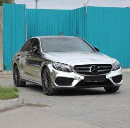 Mercedes-Benz W205 «Chrome Classic»