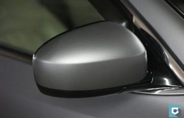 Infiniti EX25 «Cерый матовый металлик»