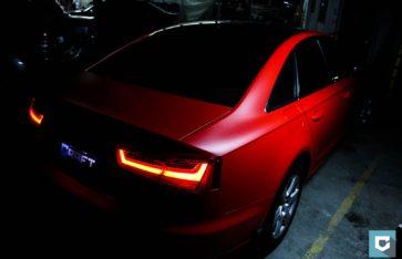 Audi A6 «Christmas Edition»