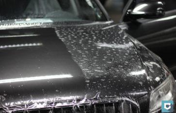 Audi Q5 Полиуретановая защита