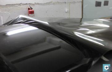 Оклейка крыши BMW X6 (f16)
