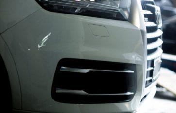 Полиуретановая защита New Audi Q7