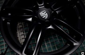 Покраска дисков «Porsche Panamera»