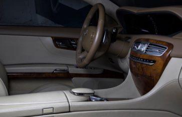 Mercedes CL Stealth