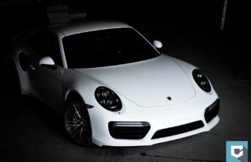 Porsche 911 Turbo S «Полиуретановая защита»
