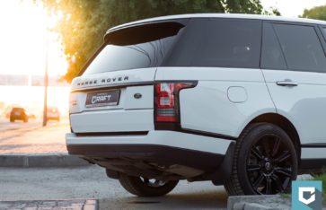 Range-Rover Voque «Полиуретановая защита»