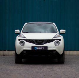 Nissan Juke «Белый мат»