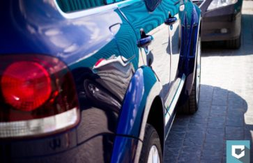 VW Touareg «Полиуретановая защита»