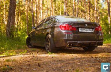 BMW F10 528 xi