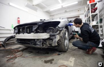 Mercedes-Benz CL 55 «Matt Welsh»