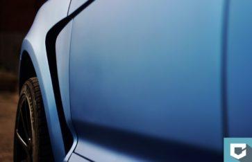 Porsche Cayenne TopCar — Arlon «Deep Ocean»