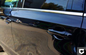Toyota Highlander — Полиуретановая защита