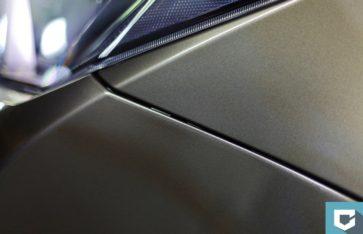 Toyota Rav4 «Полиуретановая защита»