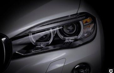 BMW X6 (f16) Защита полиуретановой пленкой