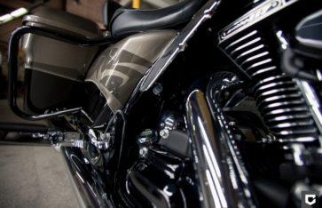 Harley Davidson полировка и нанесение керамического покрытия Ceramic Pro 9H