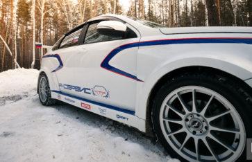 Lada Vesta «Rally Style»