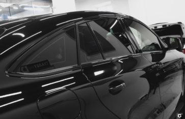 Mercedes-Benz GLE полный Black пакет