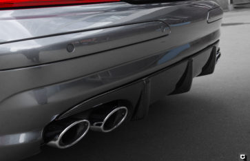 Mercedes SL55 полная восстановительная полировка + керамическое покрытие и чистка салона