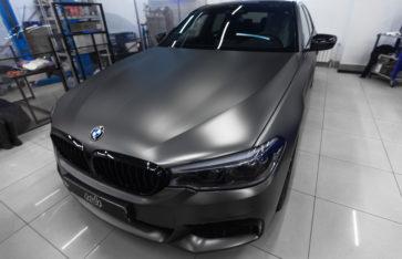 BMW 550d