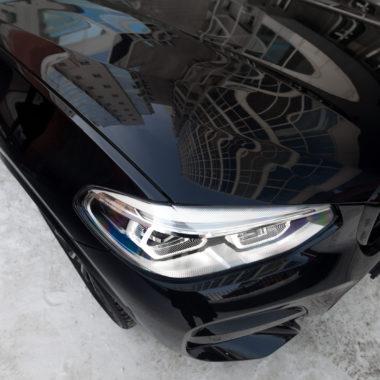 Керамические покрытия на авто