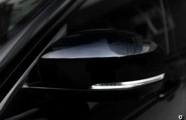 Range Rover Sport  «Полировка + нанесение керамического состава»