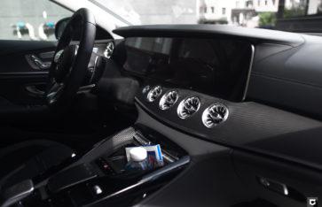 Mercedes-Benz GT63 «Защита в полиуретановую пленку»