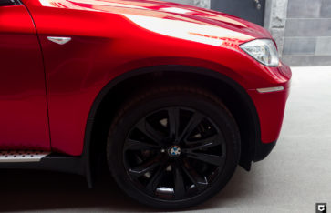 BMW X6 True blood